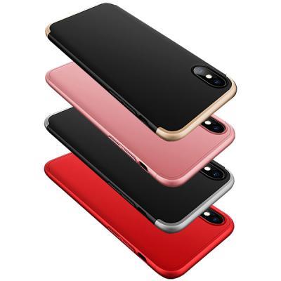 P001-1 아이폰11프로 3D 강화 풀커버 하드 케이스