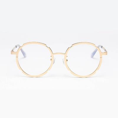[긱타] HollaHolla 안경 골드