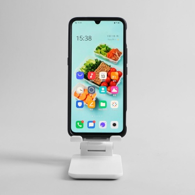 콤팩트 접이식 스마트폰 거치대/ 휴대폰 태블릿거치대