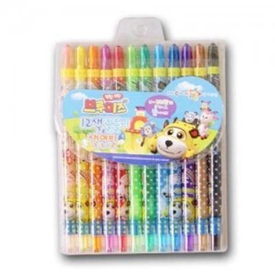 색연필 12색 미술 그림 색칠 낙서 어린이 학용품