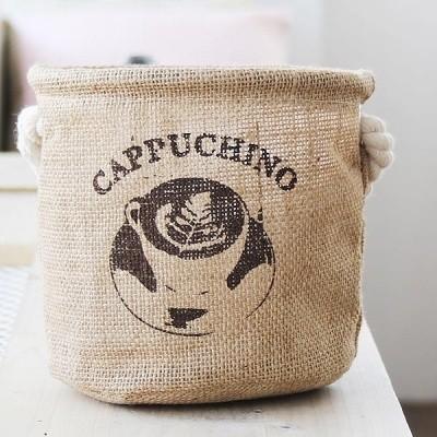미니쥬트라운드포켓-카푸치노