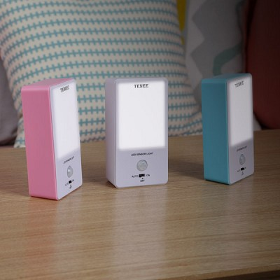 TENEE 휴대용 LED 센서라이트 LS-300 동작감지 센서등