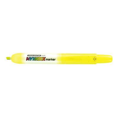 1500 마이노크마카 형광펜 (노랑)