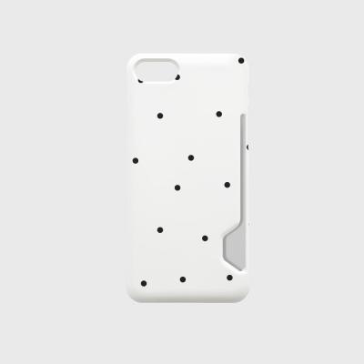 미니도트 디자인 카드수납케이스 폰케이스