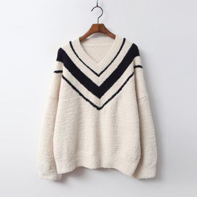 Very Soft Home V-Neck Knit - 극세사