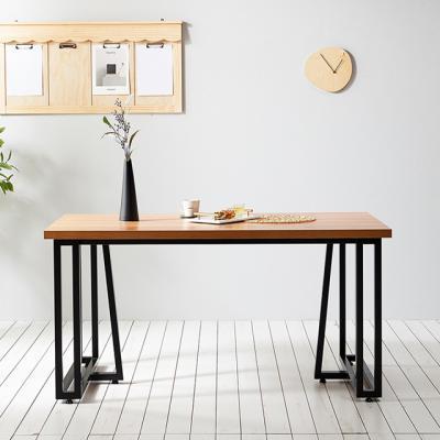 코디 1200 식탁 4인용 철제 카페 테이블