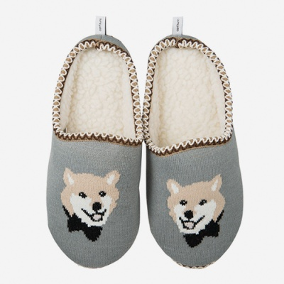 (Confiture) Dapper Room Shoes - Shiba