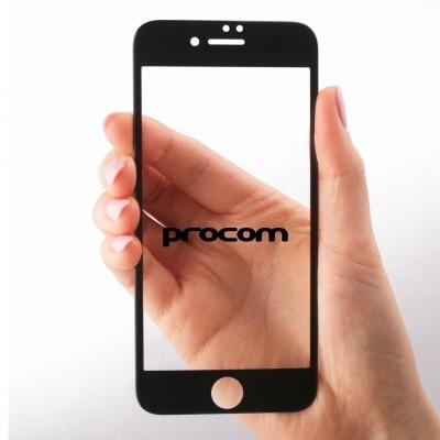 아이폰 6,6+,7,7+ 케이스 호환 풀커버 강화유리 필름