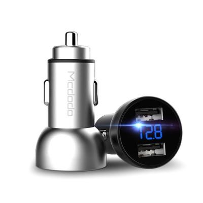[Mcdodo] 디스플레이 차량용 2포트 고속 충전기