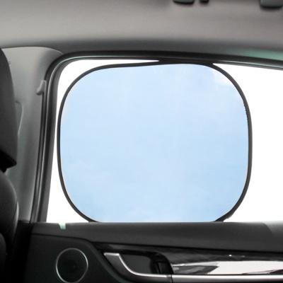 접착식 차량용 햇빛가리개(2p) (44.5cm)