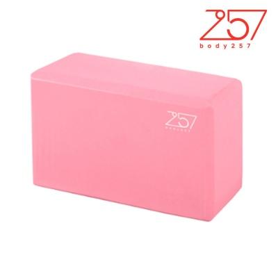 바디257 요가브릭 (핑크) (BY00013)
