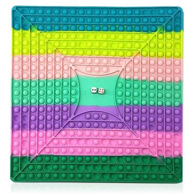 초대형 대왕 보드판 팝잇 푸쉬팝 40cm 키덜트 실리콘