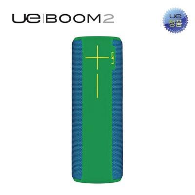 [UE]360도 사운드 방수 블루투스스피커 UE 붐2 그린