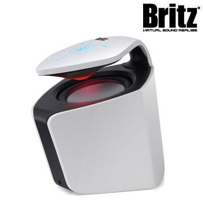 브리츠 휴대용 블루투스4.0 스피커 BZ-J2 Blui (통화 + 음악 / 마이크 내장 / 외부입력 AUX 단자 / 충전 / 터치 컨트롤)