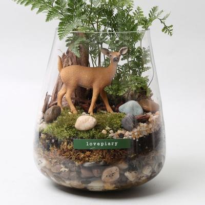 숲 속 선녀와 나무꾼(사슴)