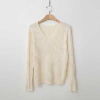 Lori V-Neck Knit