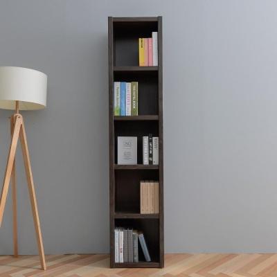 [히트디자인] 키큰 틈새 5단 오픈책장