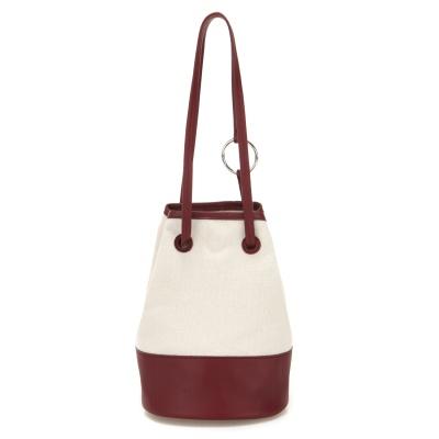 Fennec Bucket Bag-Wine