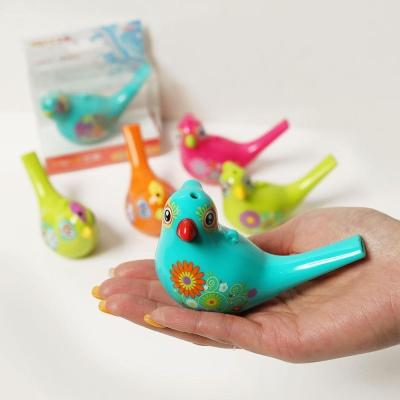 핑크풋 피리 새(호루라기)