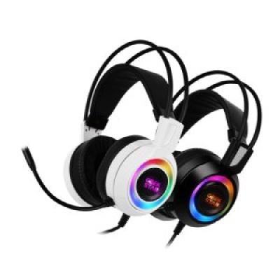 긱스타 리얼 7.1 진동 RGB LED 게이밍 헤드셋 GH60