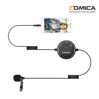 코미카 스마트폰 핀마이크 6.2m SIG.LAV V03
