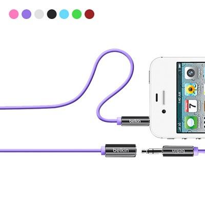 벨킨 오디오 연장케이블 MIXIT↑ AUX EXTENSION CABLE{AV10129qe04}AUX케이블/차량용품