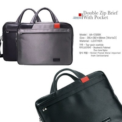 [AAron livin] Briefcase multi pocket 서류가방