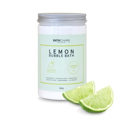 버블바스 입욕제 레몬 680g