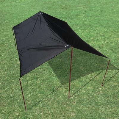 스노우아울 캠핑 슬라이스 타프 폴대 2개세트