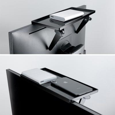 공간활용 모니터 TV선반 셋톱박스거치대
