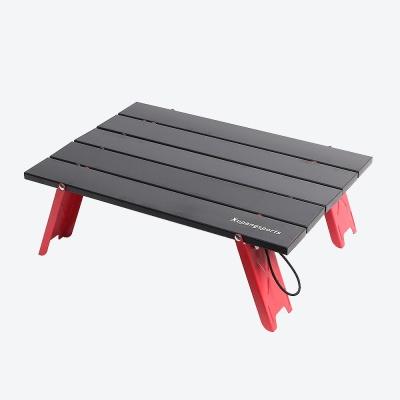 라이프 미니 캠핑테이블 블랙 접이식 간이테이블