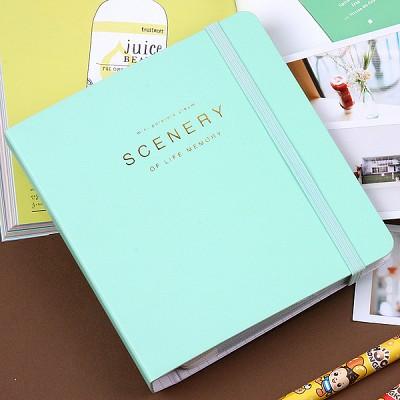 SCENERY OF LIFE MEMORY mini polaroid album ver.02-MINT
