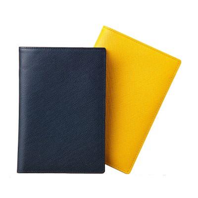 OROM 여권케이스 지폐형 사피아노 블루&크림 [O1580]