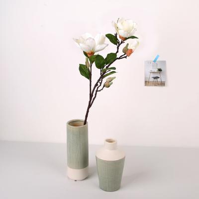 고속터미널꽃시장 목련 조화 71cm 시들지않는꽃