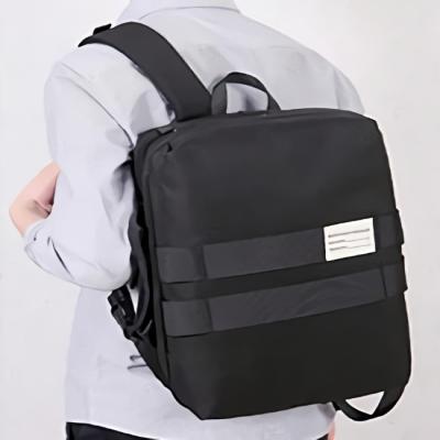 백팩 직장인 데일리 가벼운 가방 네임3칸멀티