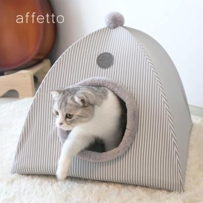 아페토 CAT 캣텐트- 그레이 L