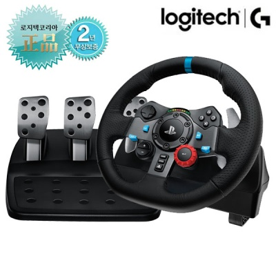 PS4/PS3/PC호환 로지텍 G29 드라이빙포스 레이싱휠