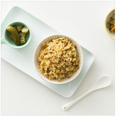[푸드트리] 소고기 야채볶음밥 120g (저염식)