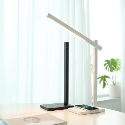 [무아스] 모던심플 무선충전 LED 스탠드
