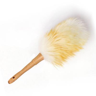 나혼자턴다 양모 먼지 털이개 정전기 떨이개 청소용품
