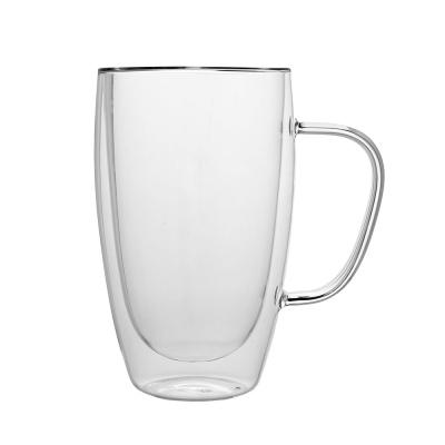 [로하티]크리스 이중 유리컵(450ml)