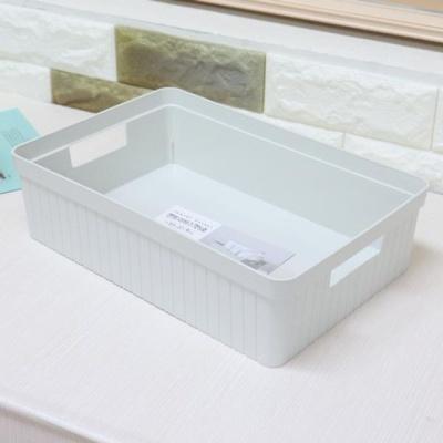 팬트리 바스켓 5호 색상랜덤 다용도함 소품수납함