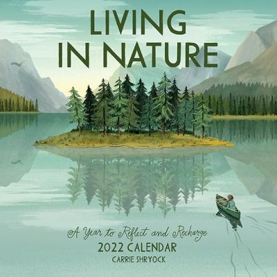2022 캘린더 Living In Nature