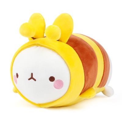 몰랑 소프트 썸 인형-꿀벌(23cm)
