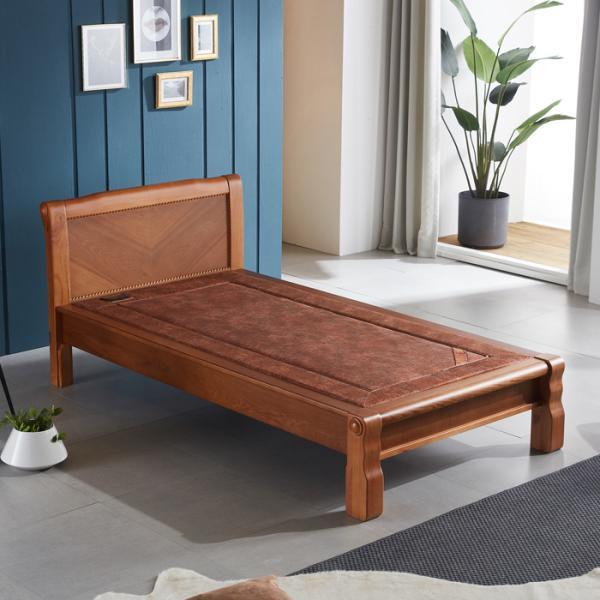 [선물추천] 모닝듀 온열 황토볼침대 싱글 YS301S