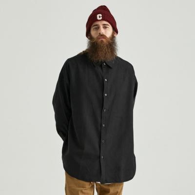 CB 드레 셔츠 (블랙)