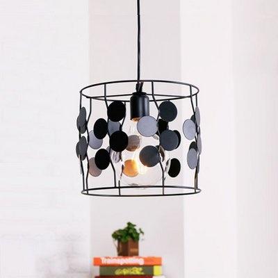 동글 와이어 펜던트등(LED겸용)
