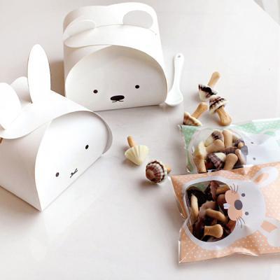초콜릿 초코송이 만들기 DIY 세트 (동물원) 발렌타인