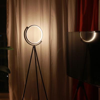 인테리어 소품 조명 LED 달모양 장 스탠드