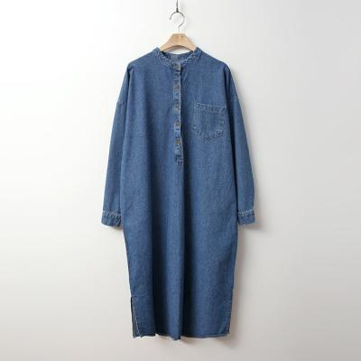 Denim Masion Long Dress